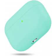 Liquid Silicone Case for Apple AirPods Pro - Light Green