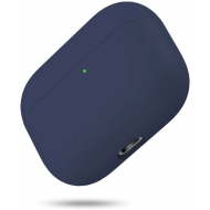 Liquid Silicone Case for Apple AirPods Pro - Navy