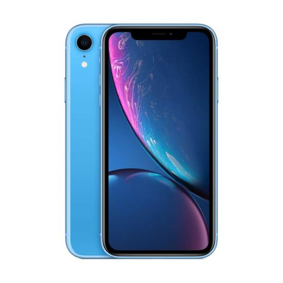 Apple iPhone XR (64GB) - Blue - Unlocked / Sim Free