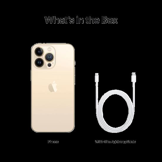Apple iPhone 13 Pro (128GB) - Gold