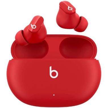 Beats Studio Buds, True Wireless Noise Cancelling Bluetooth Earbuds - Beats Red