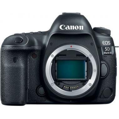 Canon EOS 5D Mark IV DSLR Camera - Body Only