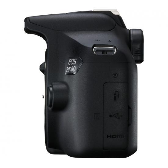 CANON EOS 2000D DSLR Camera - Body Only