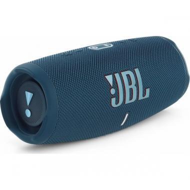 JBL Charge 5 Portable Bluetooth Speaker - Blue