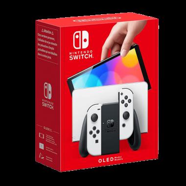 Nintendo Switch OLED - White