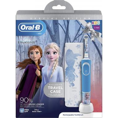Oral-B Kids Braun Frozen 2 Electric Toothbrush