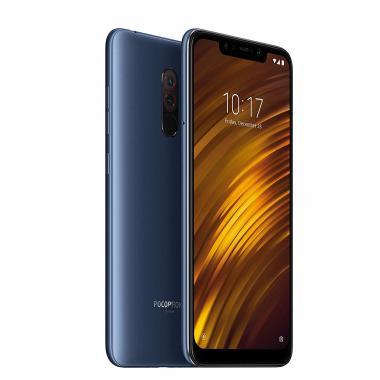 Pocophone F1 128GB by Xiaomi - Blue Unlocked
