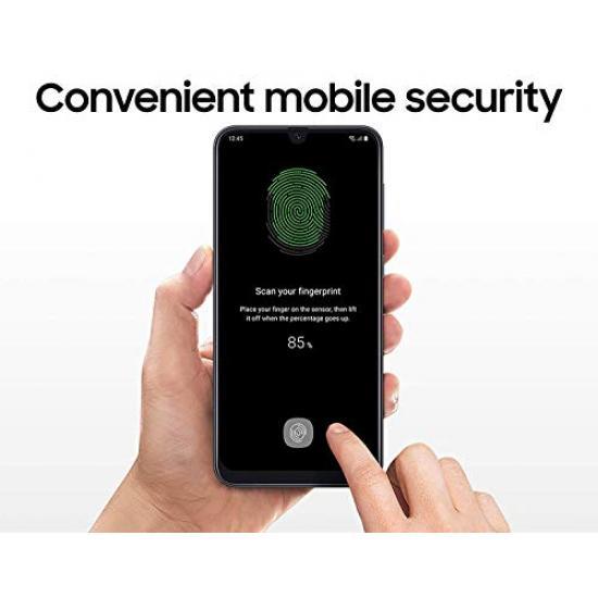 Samsung Galaxy A50 6+128 GB 6.4-Inch FHD+ Android Dual-SIM Smartphone - White