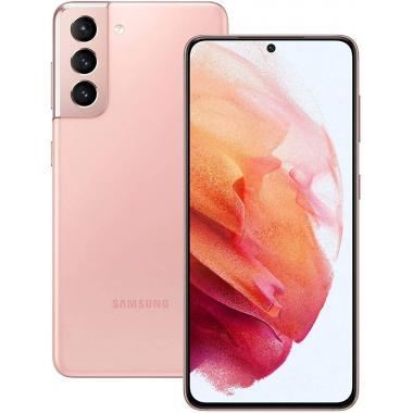 Samsung Galaxy S21 (8GB +128GB, 5G Dual Sim) - Phantom Pink