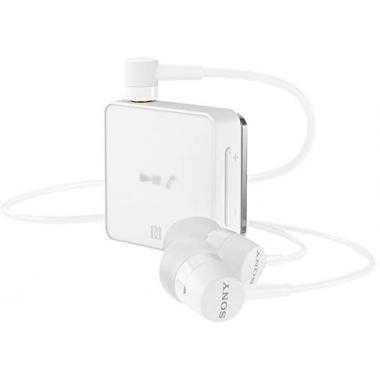 Sony SBH24 Bluetooth Headset - White