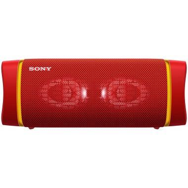 Sony SRS-XB33 Portable Bluetooth Speaker - Red