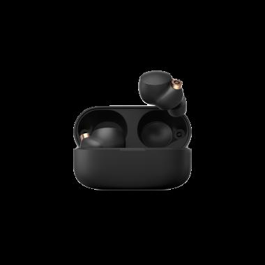 Sony WF-1000XM4 True Wireless Noise Cancelling Headphones - Black