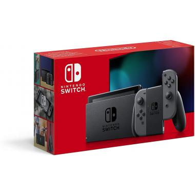 Nintendo Switch Console - Grey (Latest Model)
