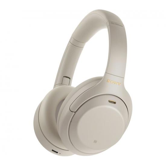 Sony WH-1000XM4 Wireless Noise Cancelling Headphones - Silver