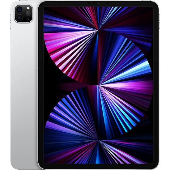 Apple iPad Pro (11-inch, Wi-Fi, 128GB) - Silver (3rd Generation)