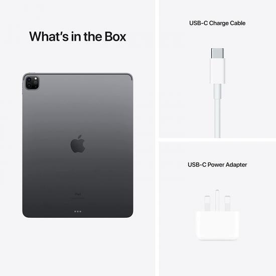 Apple iPad Pro (12.9-inch, Wi-Fi, 128GB) - Space Grey (5th Generation)