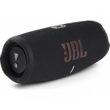 JBL Charge 5 Portable Bluetooth Speaker - Black