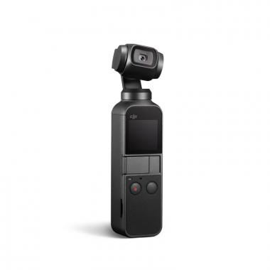 DJI Osmo Pocket 3-Axis Gimbal Stabiliser with Integrated Camera - 4K