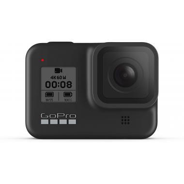 GoPro HERO8 Black - Waterproof 4K Digital Action Camera