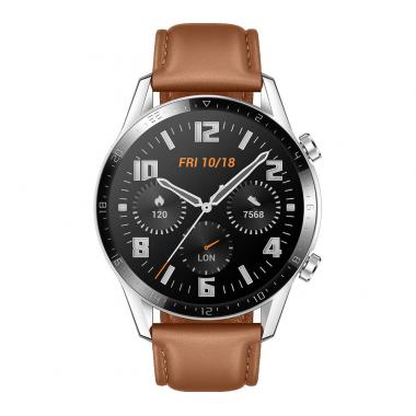 HUAWEI Watch GT2 - 46mm - Pebble Brown