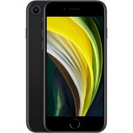 Apple iPhone SE (2020) - 64 GB - Black