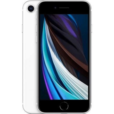 Apple iPhone SE (2020) - 64GB - White