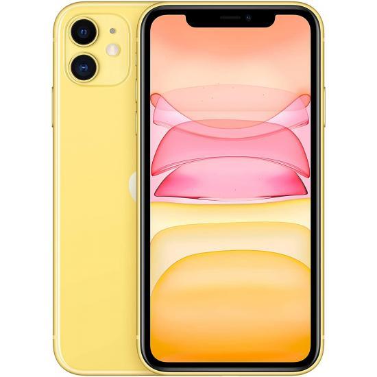 Apple iPhone 11 (128GB) - Yellow