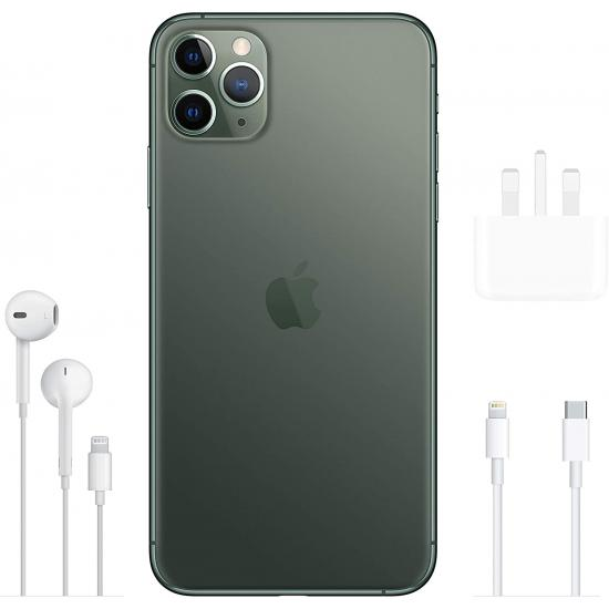 Apple iPhone 11 Pro (64 GB) - Midnight Green