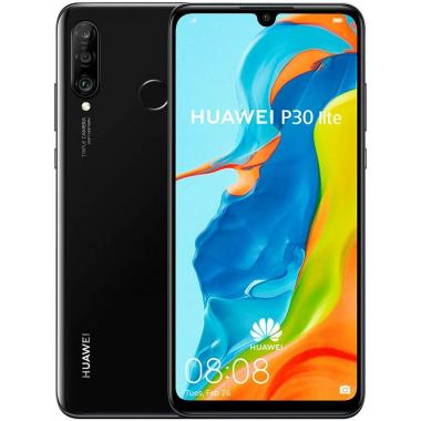 Huawei P30 Lite 128GB - Midnight Black