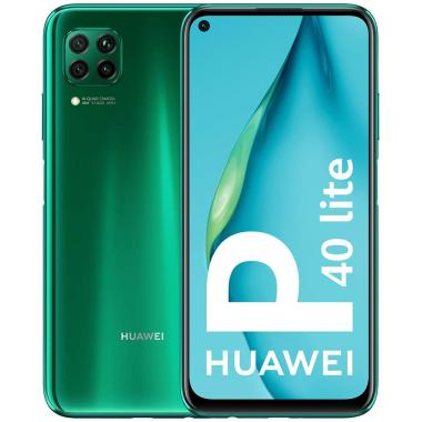 Huawei P40 lite (6GB+128GB) - Midnight Green