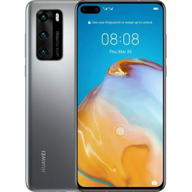 Huawei P40 (8GB+128GB) - Sliver Frost