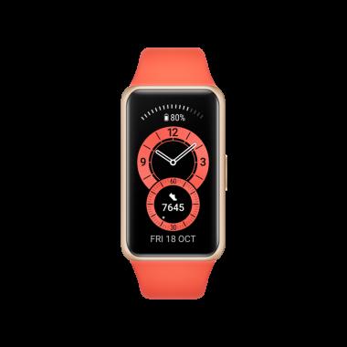 Huawei Band 6 - Amber Sunrise