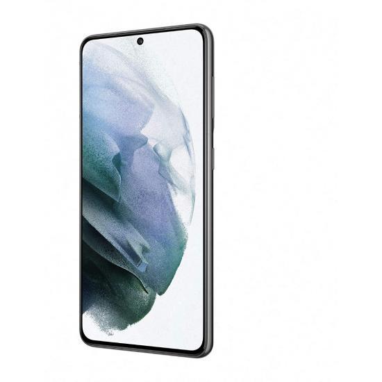 Samsung Galaxy S21 (8GB +128GB, 5G Dual Sim) - Phantom Grey