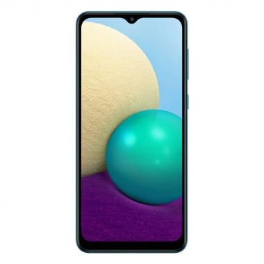 Samsung Galaxy A02 (32GB Dual Sim, 3GB Ram) - Blue