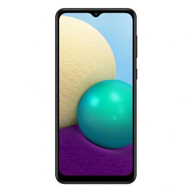 Samsung Galaxy A02 (32GB Dual Sim, 3GB Ram) - Black