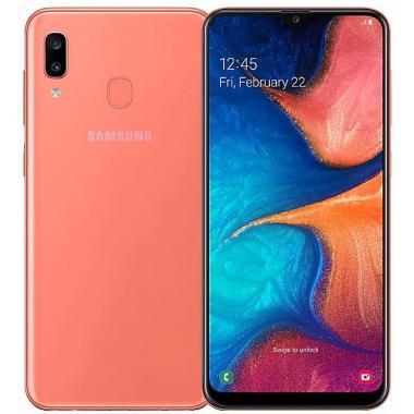 Samsung Galaxy A20 Dual-SIM 32GB - Orange