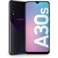 Samsung Galaxy A30s 4GB-128GB Dual-SIM - Black