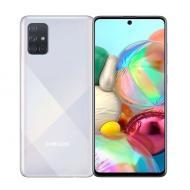 Samsung Galaxy A71 8GB-128GB Dual Sim - Prism Crush Silver
