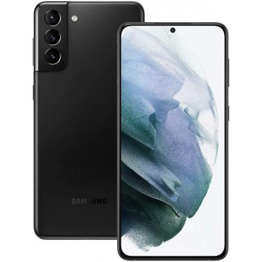 Samsung Galaxy S21 + (8GB + 128GB, 5G Dual Sim) - Black