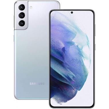 Samsung Galaxy S21 + (8GB + 128GB, 5G Dual Sim) - Silver