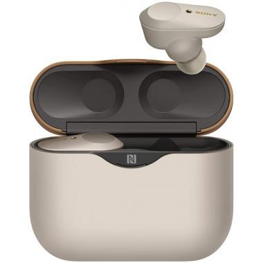 Sony WF-1000XM3 Noise Cancelling True Wireless Headphones - Silver