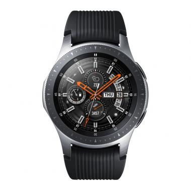 Samsung Galaxy Watch (Bluetooth, 46mm) - Silver